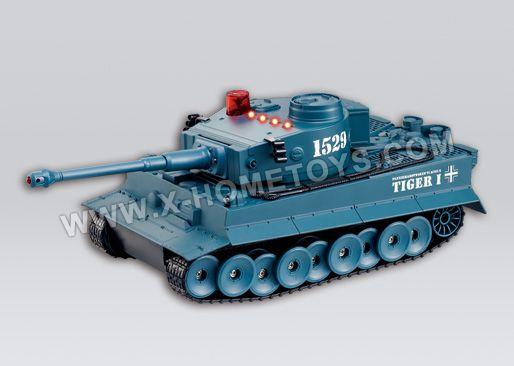 114 8 Channel R C Battle Tanks