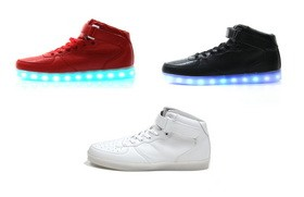 Bluetooth APP LED Shoes(7-12)