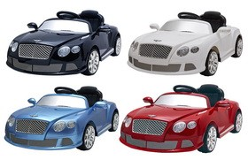 2.4G License Bentley RC Ride On/12V 7AH
