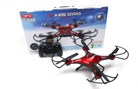 5.8G FPV real-time R/C aircraft with altitude position hold (2 colors mixed)