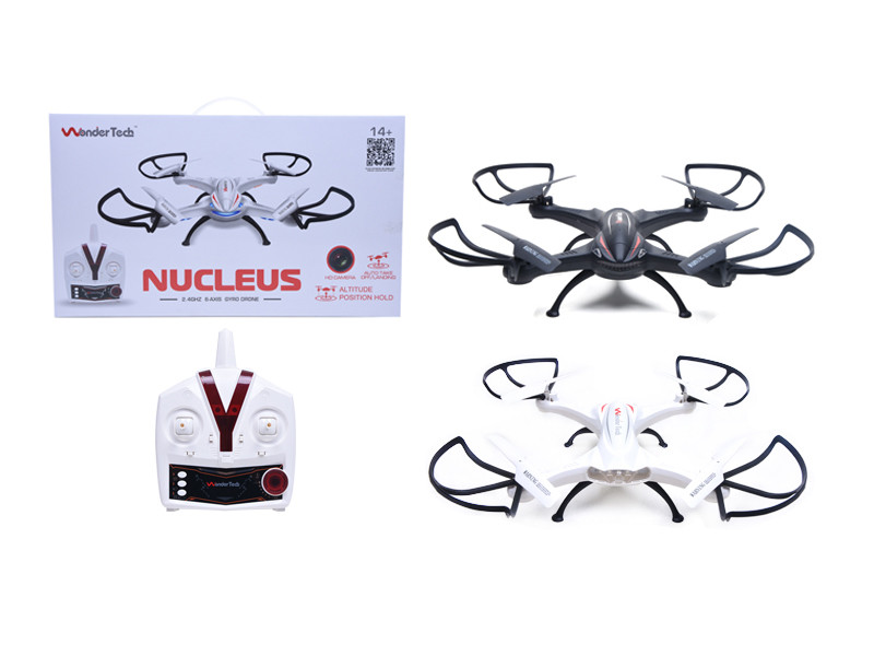 2.4G R/C DRONE(0.3MP camera,altitude position hold)