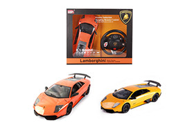 License 1:10 R/C Car(5-channel,light,battery included)