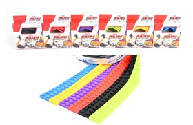 Building blocks silicone tape