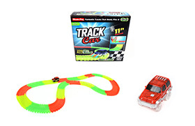 Magic BO Track 220PCS/glow in the dark