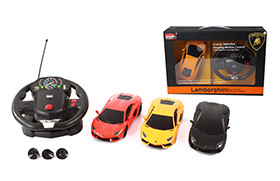 LICENSE LP700 1:24 R/C CAR(4-channel,light,battery not included)