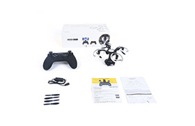 2.4G Folding RC Drone/WIFI ,0.3MP camera,altitude position hold
