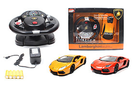 1:14 Authorized Lamborghini(Alvin tower more LP700)(including battery and charger)
