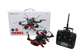 TF2(with DEVO 7, battery, charger,800TVL camera,image transmission module, GPS, OSD,color box)