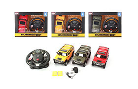 1:14 Authorized Hummer H2(steering wheel controller)(including battery and charger)
