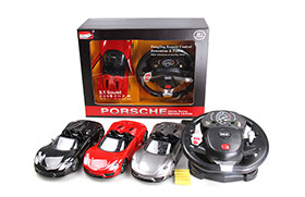 Authorized Porsche 918-can open the door(steering wheel controller)(including battery and charger)