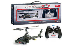 R/C helicopter