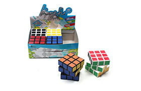 ABS 5.7cm Rubik's Cube with Waterproof Stickers