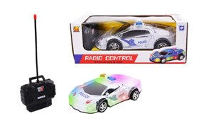 R/C 4-CH Car With lighting,27MHZ