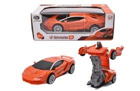 B/O Universal Deformation Car With Light/Music