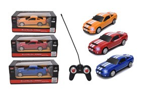 1:24 Licensed R/C Car With Light,27MHZ