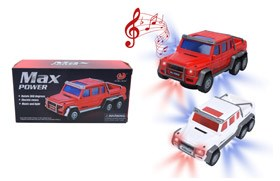 B/O Universal Car With Light/Music
