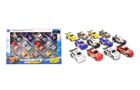 Pull Back Car Set 12PCS