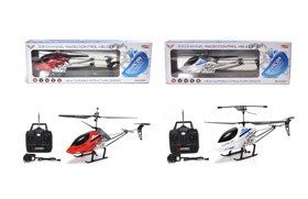 3.5-CH R/C Helicopter