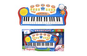 37 Key Electronic Organ